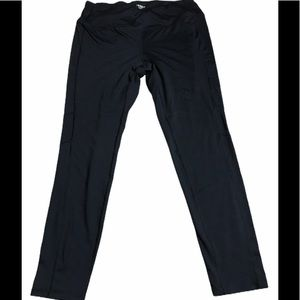 Torrid Active Wear Leggings Black Womens Size 2